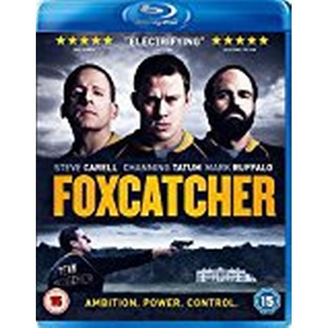 Foxcatcher [Blu-ray] [2015]